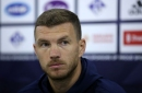 Cardiff City, Crystal Palace and Southampton tracking Edin Dzeko for potential January transfer — reports