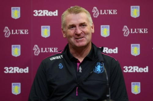 'I deserve this' - how Dean Smith handled his first day in the Aston Villa spotlight
