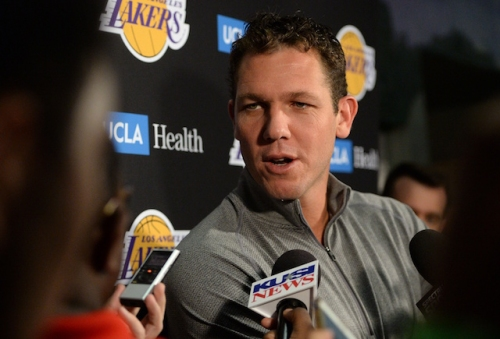 Lakers Reaping Benefits Of Luke Walton Prioritizing Culture