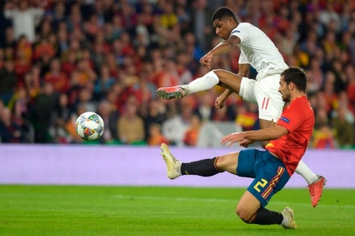 What Marcus Rashford was told before brilliant performance in England vs Spain
