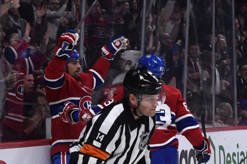Recap: Habs coast to the finish line in big win