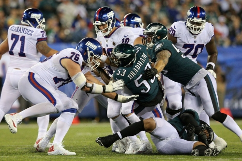 The Linc - Eagles defense might be better than you think