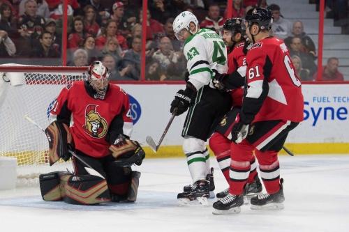 Tuesday Links: New Forward Lines Fall Flat in Ottawa