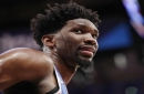 Joel Embiid, the Sixers' biggest star, is healthy and ready to ratchet up his game