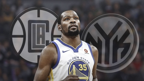 Longtime columnist thinks Knicks, Clippers, Golden State are on the running for Kevin Durant