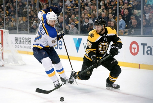 St. Louis Blues Defence Biggest Issue This Season
