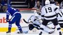 Kapanen's two goals power Maple Leafs past Kings