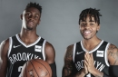 Going for it ... Nets looking for more than respect