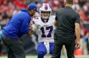 Josh Allen will not play this week, according to reports
