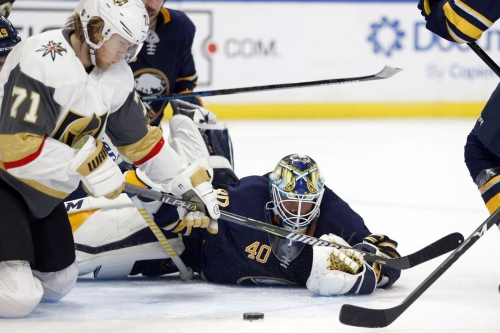 Complete Coverage: Sabres at Golden Knights | Game 6