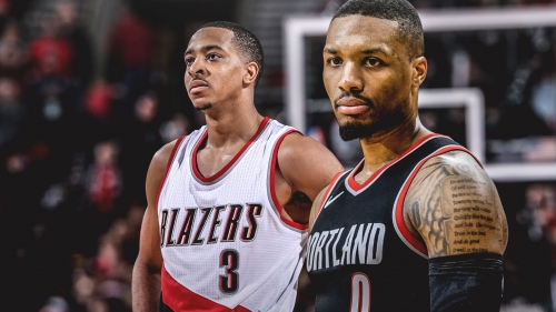 C.J. McCollum more likely to be moved than Damian Lillard if Portland changes course