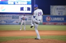The 10 best Mets minor league pitchers I saw this year: 6