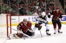 Two struggling teams collide — Coyotes at Wild