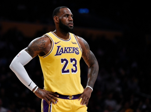 Can LeBron James' Los Angeles Lakers challenge mighty Warriors?
