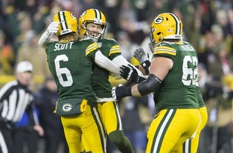 Rodgers, Crosby lead Packers to win over 49ers