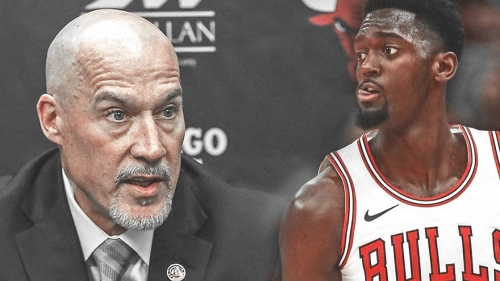 John Paxson says Bulls would like to re-sign Bobby Portis next summer after failing to extend him