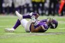 Vikings make several roster moves