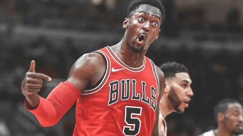 Bobby Portis says he has 'Bulls DNA,' can't see himself in any other jersey