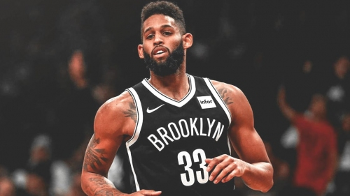 Allen Crabbe out for season opener vs. Pistons with sprained left ankle