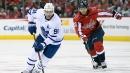 Capitals' Lars Eller clarifies recent comments about Maple Leafs