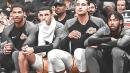 Lakers exercise options on Brandon Ingram, Lonzo Ball, Kyle Kuzma, Josh Hart