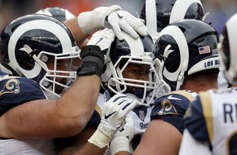 Unbeaten Rams still top AP Pro32 poll; Patriots are No. 2