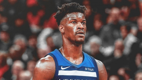 Unclear how many minutes Jimmy Butler will play in opener