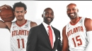 Hawks' starting lineup includes Trae Young, Vince Carter