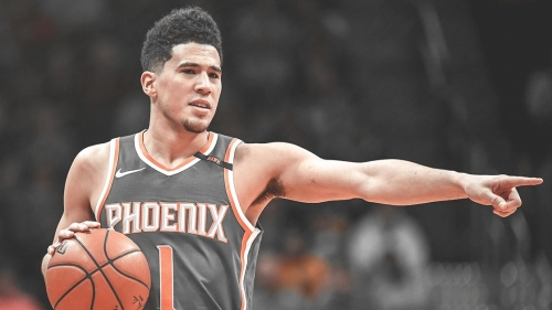 Suns' Devin Booker fully trusts his hand as he prepares for season opener