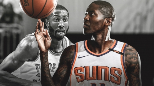 Report: Suns waive Davon Reed to make room for Jamal Crawford