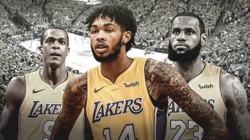 Lakers' Brandon Ingram calls LeBron James, Rajon Rondo a constant learning experience