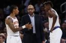 Knicks announce opening night starters