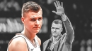 Knicks GM Scott Perry not worried about Kristaps Porzingis hitting restricted free agency
