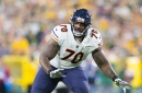 Bears offensive tackle Bobby Massie claims he lost 12 pounds vs. Dolphins