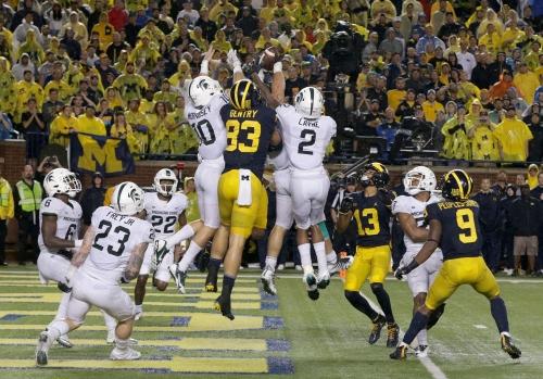 Michigan State's Joe Bachie 'hates losing more' than winning vs. Michigan