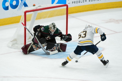 Overanalyzing Jeff Skinner's First Goal With The Sabres