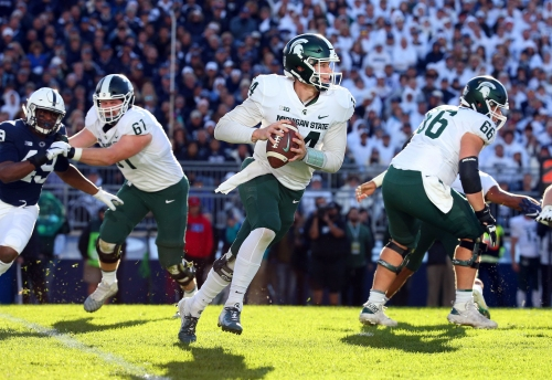 Mark Dantonio on MSU offensive changes: I try to empower our coaches