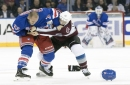 Avalanche come up short in shootout loss to Rangers