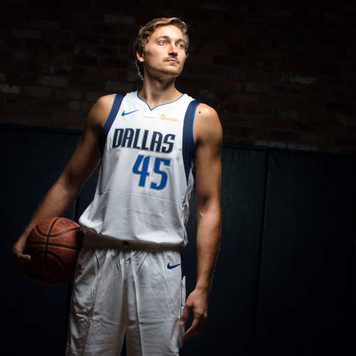 What will Ryan Broekhoff's role be with the Dallas Mavericks this season?