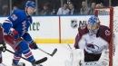 Shattenkirk's shootout goal leads Rangers past Avalanche
