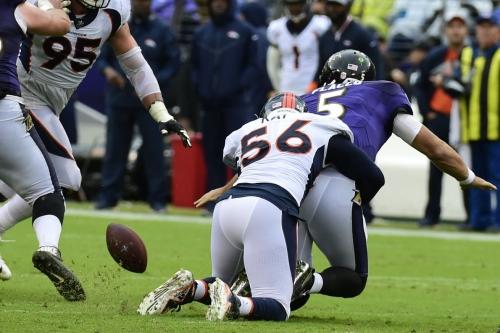 Denver Broncos and Arizona Cardinals injury report: Ray, Jones, Veldheer, and Dymonte Thomas sit out practice