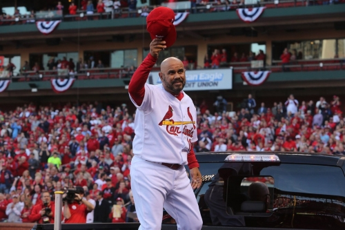 Oquendo's decision not to return creates movement, openings on Shildt's staff