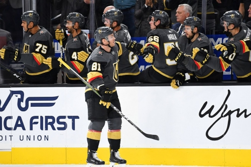 Year 2, Game 7: Special teams and goaltending lead the way as Vegas wins 4-1 over Buffalo