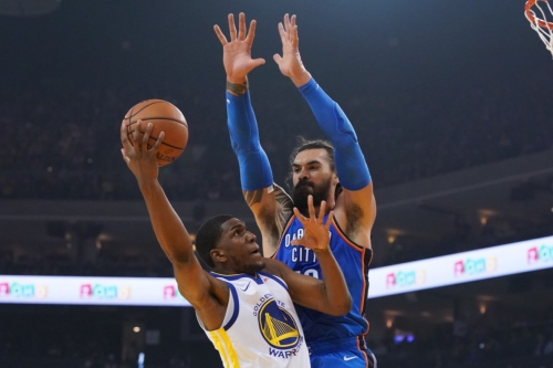 Recap: OKC hangs tough but fall to Warriors on opening night