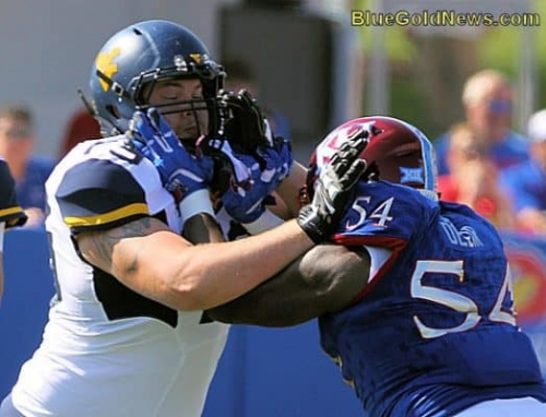 Josh Sills Right At Home At West Virginia