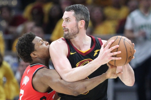 Cleveland Cavaliers at Toronto Raptors, season opener: Preview and listings