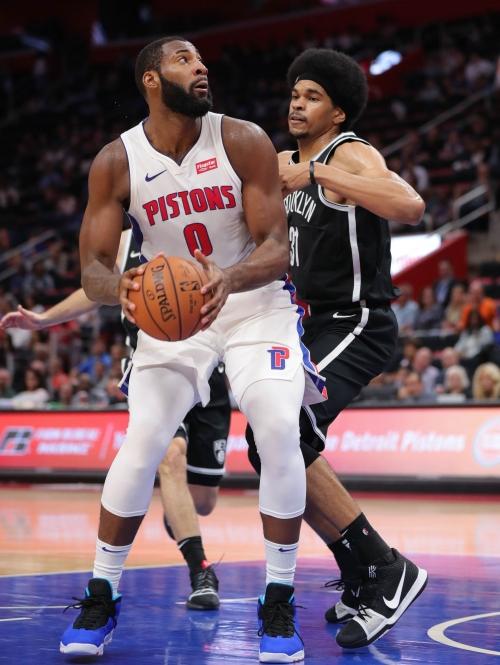 Detroit Pistons vs. Brooklyn Nets: What to watch in opener