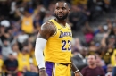 Lakers Video: LeBron James Makes Running 3-Pointer Over Kyle Kuzma At Buzzer