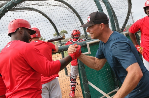 Cardinals talking with Ankiel about a reunion as he prepares for comeback try