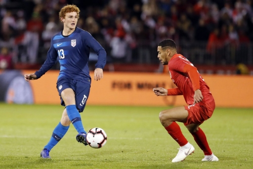 Delgado, Bradley feature as USMNT labours to draw on home soil